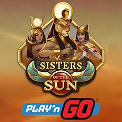 Sisters of the Sun sur Magical Spin