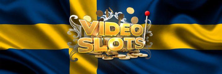 Nå kan du spille på odds hos Videoslots i Sverige Banner